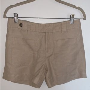 Anthropologie Daughters of the Liberation shorts